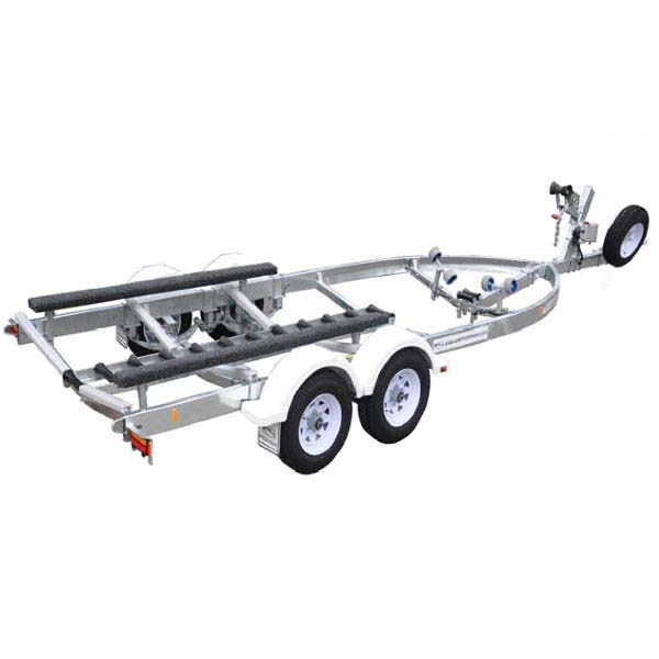 Upgrade Trailer To Dual Axle # MLKR-50-T-13-M (1,990 Kg Rated Trailer)