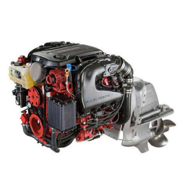 Volvo Penta V6 240 Engine & Duo Prop Drive (S/S Props) Upgrade
