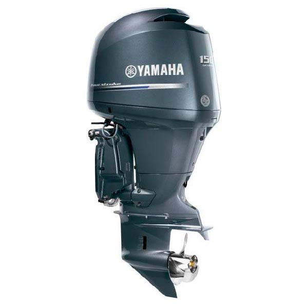 Engine Upgrade To Yamaha F 150 XB 4-Stroke Option (Hydrualic Steering Option Recommended)