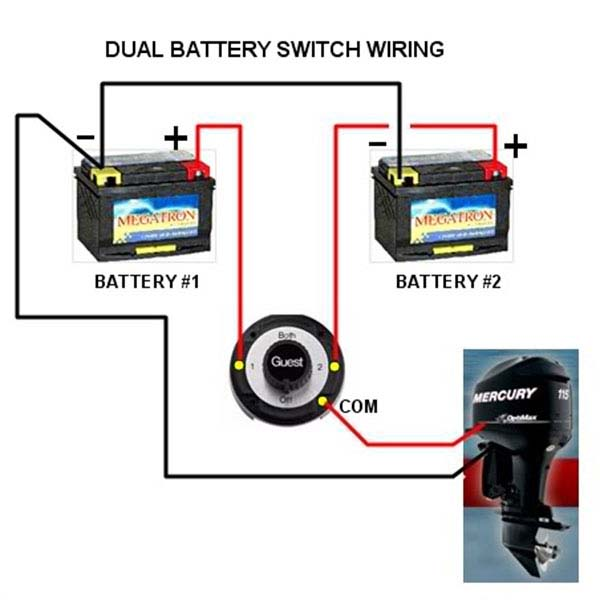 Dual Battery System Upgrade With VCR Battery Management System