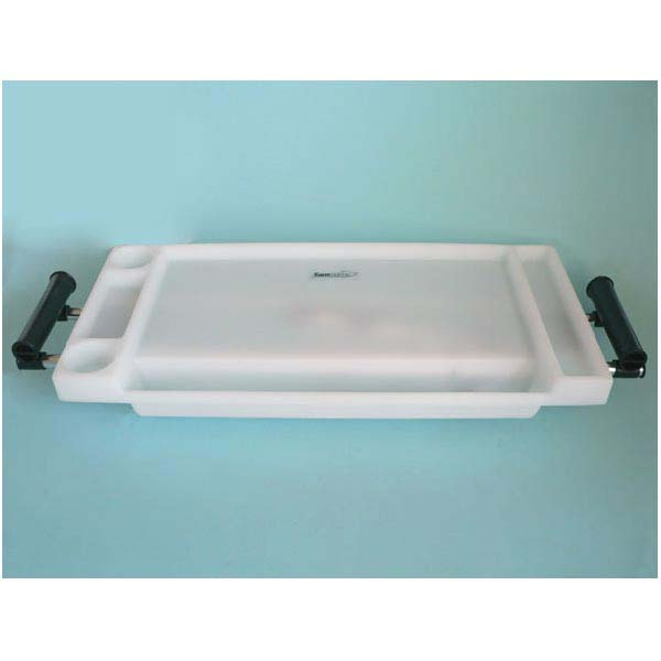 Plastic Bait Board With Rod Holders