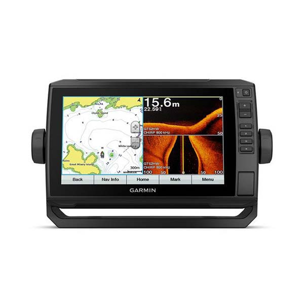 Garmin 9 Echomap Plus & Volvo Easy Connect