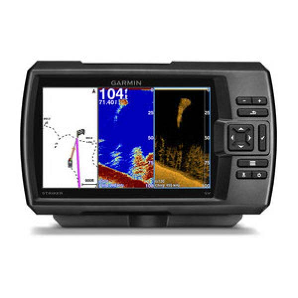 Garmin 7' CV GPS/FF & Dash Mount Kit