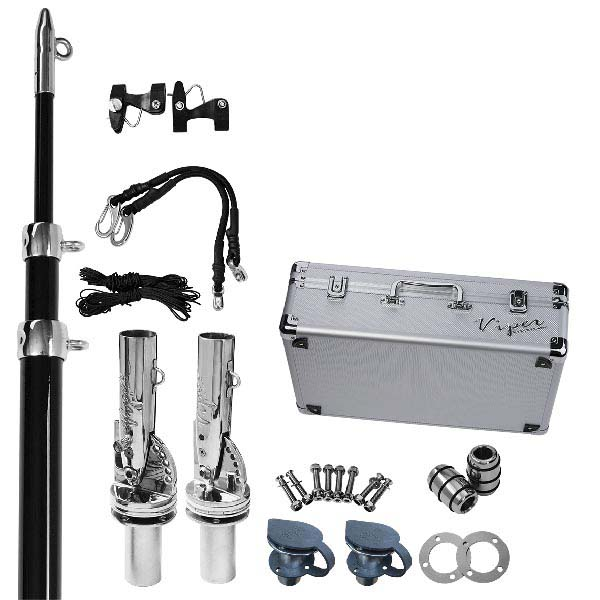 Deck Mount Telescopic Out Rigger Kit