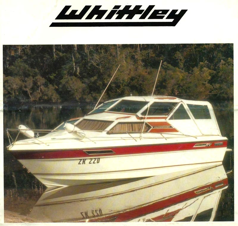 whittley cruiser